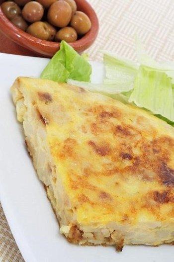 Hiszpanska Tortilla Ziemniaczana Klasyczny Przepis