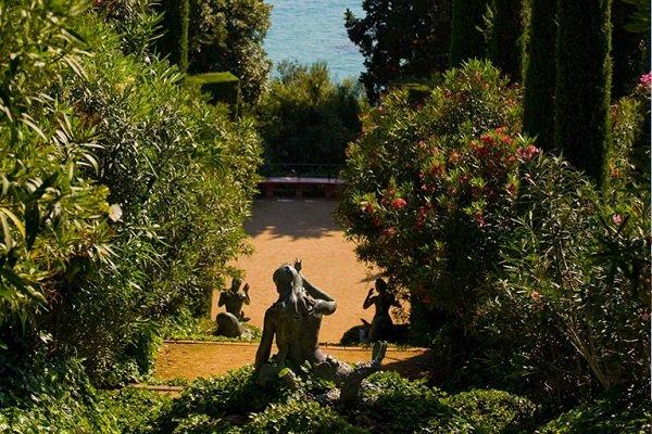 Atrakcje turystyczne w lloret de mar co warto zobaczy for Cementerio jardin del mar
