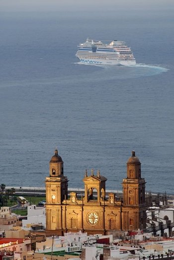 Zwiedzanie wyspy Gran Canaria - atrakcje turystyczne na wyspie