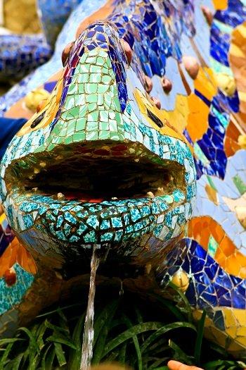 Park g ell w barcelonie zwiedzanie i przydatne informacje for Salamandra barcelona